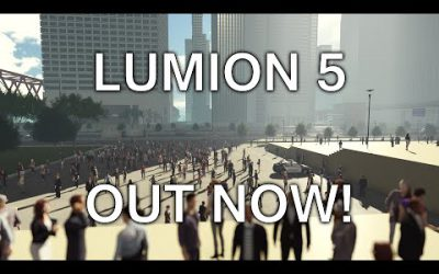 Lumion 5.0 Now Available