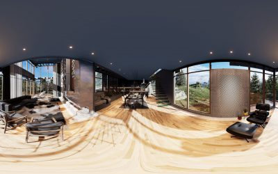 Step inside your design: 360 panoramas and VR presentations in Lumion 9