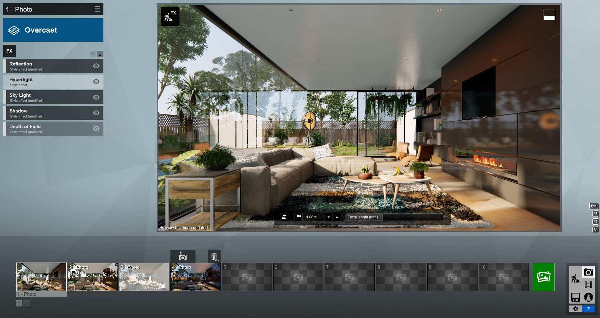 Real-time Preview with Lumion 10   Lumion 3D Rendering Software