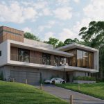 Lumion 11 Residential Exterior | Lumion 3D Rendering Software