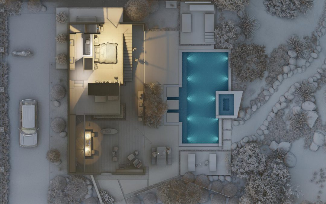 Rendering and the architectural design process: how Lumion changes the relationship