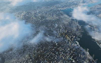 Discover 'Aedas City', the largest ever architectural visualization rendered with Lumion