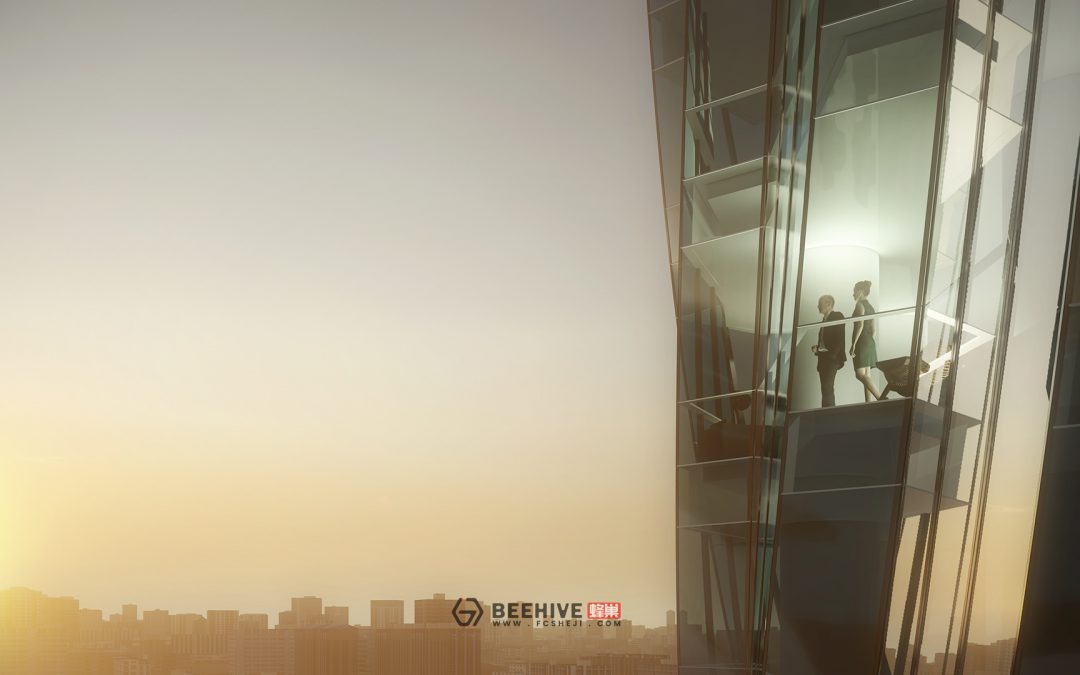 Behind the scene: Beehive and the Aedas City video