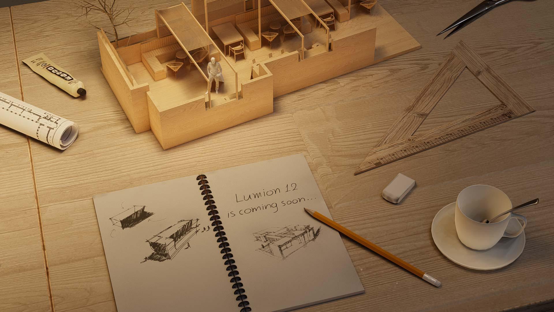 Custom ies spotlights | Lumion interior rendering